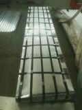 Buena hoja de acero revestida de la onda de agua de la calidad PPGI