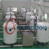 Bateria de lítio de alta temperatura do forno Graphitization materiais catódicos