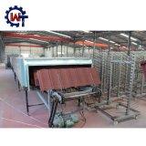 Cores chineses alumínio revestido a folha de telhas de zinco