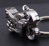 승진 선물 3D 기관자전차 Keychain