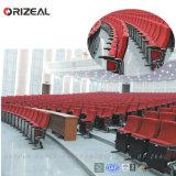 Cadeira moderna justa do auditório do cantão de Orizeal (OZ-AD-033)