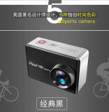 Bwc-V7 4K Nativo/60fps de Acção WiFi câmara HD Ultra 30 M câmara à prova de água com controlo remoto