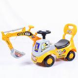 Fabrik online 4 Rad-Spielzeug-Exkavator-Baby-Wanderer für Kinder