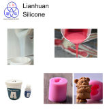 Handmade 실리콘 초 형을 따르기를 위한 Lianhuan M20