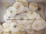 Apple automático industrial lasca o limão da cebola que faz a máquina de corte da estaca