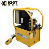 렌치를 위한 솔레노이드 벨브 유압 전기 펌프