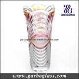 Grote Kleur en de Berijpte Vaas van het Glas