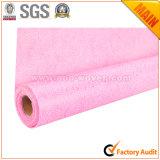 Роскошный подарок наматывание материала спанбонд цветок документ № 25 розового цвета