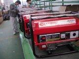 1000wattsセリウムのプラスチック発電機の燃料タンク(WH1500)が付いている公認のWahooガソリン発電機