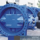 Flange Ends (D41)를 가진 큰 Size Awwa C504 Butterfly Valve