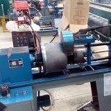 линия ручка изготавливания тела технологических оборудований баллона 12.5kg/15kg LPG/сварочный аппарат предохранителя/приложения