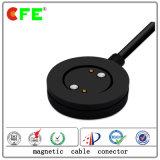 Pin magnetico di 2-Contact Pogo e connettore e cavo
