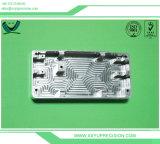 Lathing do CNC da precisão/que gira fazer à máquina parte (XY-004)