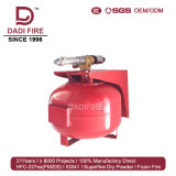 Het hete Brandblusapparaat van het Gas van het Systeem FM200 van de Afschaffing van de Brand van de Verkoop