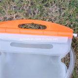 Saco de água de 2 L com mochila de hidratação bexiga de Água