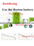 Nuevo teléfono móvil celular, Banco de potencia portátil con batería cargador de emergencia