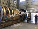 Installatie van de Machine PVD van de Deklaag PVD van het Titanium van het Meubilair van het roestvrij staal de Gouden