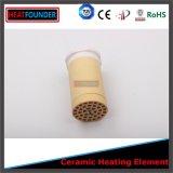 Riscaldatore di ceramica 230V 3900W del diametro 44mm personalizzato