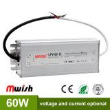 Konstante Schaltungs-Stromversorgung IP67 der Spannungs-12VDC 6.7A 80W LED wasserdichte
