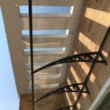 Tela acrílica barata Proteção de chuva ao ar livre Tampão de toldo