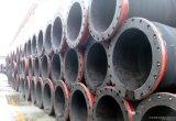 Embase de grand diamètre industrielle drague flexible en caoutchouc