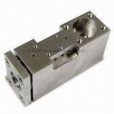 OEM/ODMの精密機械化の部品、鋼鉄粉砕の部品S-091