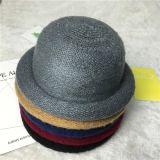 Form-kundenspezifische verschiedene Farben-Dame-Hut-Winter-Schutzkappe