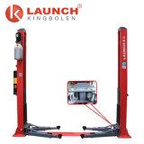 Elevatore lussuoso dell'alberino del piatto di pavimento del lancio Tlt240sba due (capienza Rated: 4.0Ton) Elevatore idraulico dell'automobile