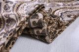2017 a última tecido Jacquard com fios de froco Weaven