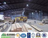 Professional Maison modulaire bâtiment structuraux en acier conçu hangar de l'entrepôt