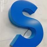 3D напольный знак письма доски рекламировать СИД большой акриловый