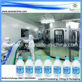 L'eau embouteillée usine de la ligne de production