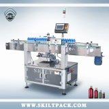 Máquina de etiquetado en línea automática del tarro del surtidor de la fábrica