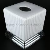 Accessoires de bain en céramique blanc brillant avec l'hôtel / Accueil Salle de bains set