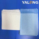 Banheira de venda Barato preço adulto sob a almofada, fabricante de telas de médicos descartáveis na China