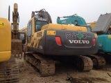 Используется Volvo Ec210blc экскаватор Volvo 21тонном экскаваторе