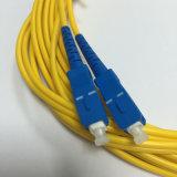 Cable de fibra óptica de la impresora del formato grande para el cable de datos de las impresoras de Allwin de la flora de Zhongye Liyu de la galaxia