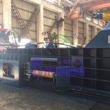 De automatische Pers van het Recycling van het Staal van het Afval met duw-uit verpakt in balen (fabriek)