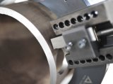 Selbstzentrierendes starkes Energien-Rohr-kalter Ausschnitt und abschrägenmaschine