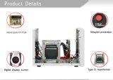 Regulador automotor aprobado ambiental 5000 3000va 220V 110V del Ce y del estabilizador del voltaje la monofásico ISO9001