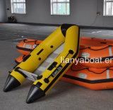 Liya 4.7m de Vouwbare Opblaasbare Boot van de Redding voor Verkoop