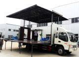 Dongfeng 10 tonnes 50 M2 scène extérieure de la promotion stade chariot chariot avec écran LED