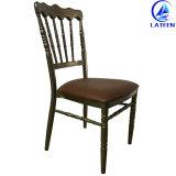 De metal resistente aluminio silla Chiavari