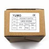 Yumo Lm08-3002naの近さスイッチ光学誘導の近さセンサー容量性センサー