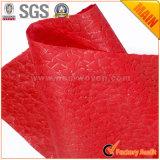 Colore rosso non tessuto del documento di imballaggio no. 5