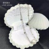 Echte Perle Babysbreath Handketten-Armband-Schmucksachen (Lovejoyas)
