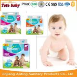 Meilleures ventes de nouveau produit Panpan Soft couches pour bébés à la recherche de distributeurs dans l'Inde / Pakistan/Ghana/Nigéria