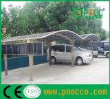 Aluminuim resistente bastidor de aleación de bajo mantenimiento Carports 132CPT