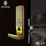 機密保護ほぞ穴およびシリンダーが付いているスマートなホテルのドアロック