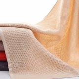 Ultra Zachte 100%Cotton Geweven die Badhanddoek voor Volwassene (02Y0004) wordt geplaatst